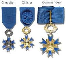 L'Ordre national du mérite