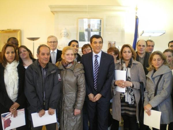 dossier naturalisation par décret