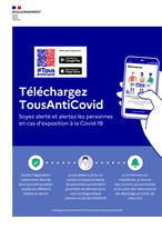 tous anticovid application