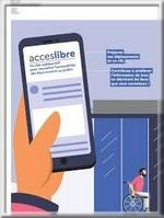 "Nouvelle Application ""AccesLibre"""